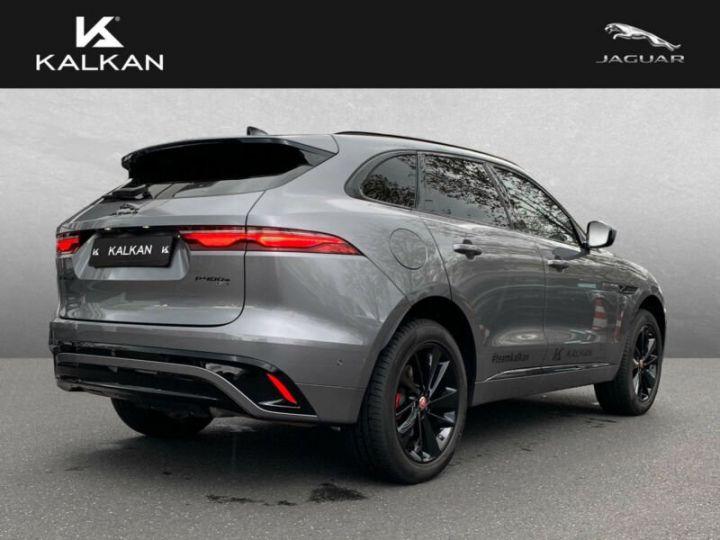 Jaguar F-Pace F-PACE P400e AWD R-Dynamic S Plug-in Hybrid 2021 gris  - 2