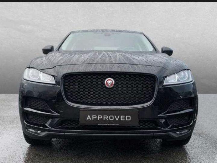 Jaguar F-Pace Prestige AWD noir  - 6