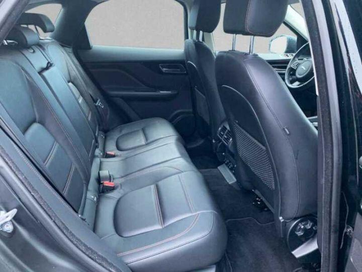 Jaguar F-Pace Prestige AWD noir  - 8