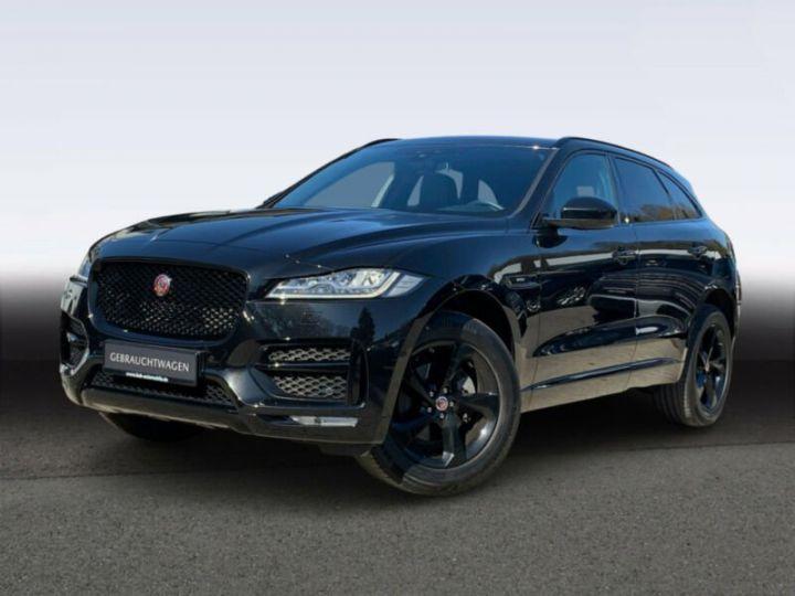 Jaguar F-Pace r-sport noir - 1