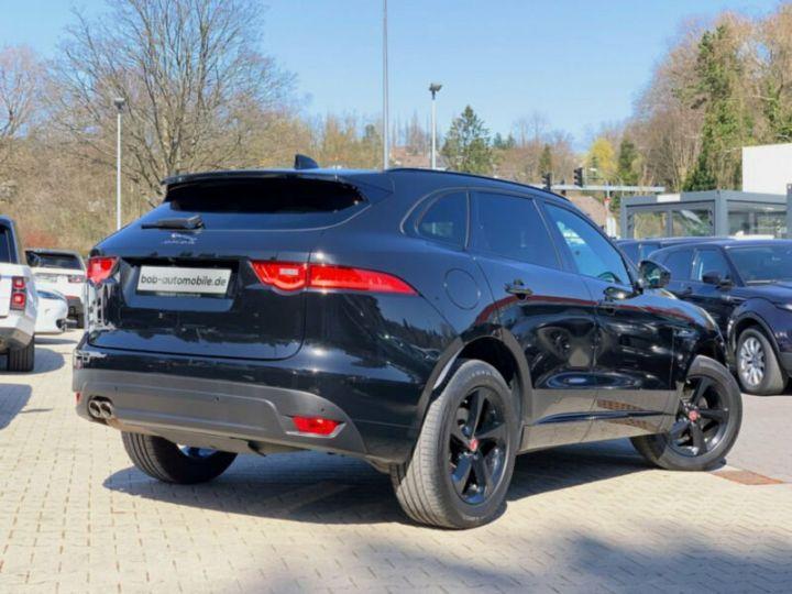 Jaguar F-Pace r-sport noir - 2