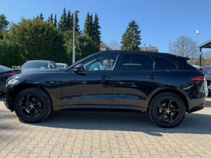 Jaguar F-Pace r-sport noir - 3
