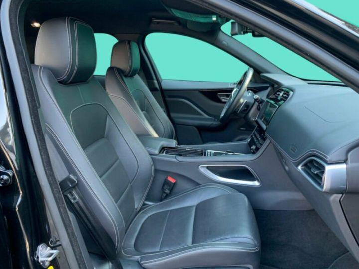 Jaguar F-Pace r-sport noir - 6