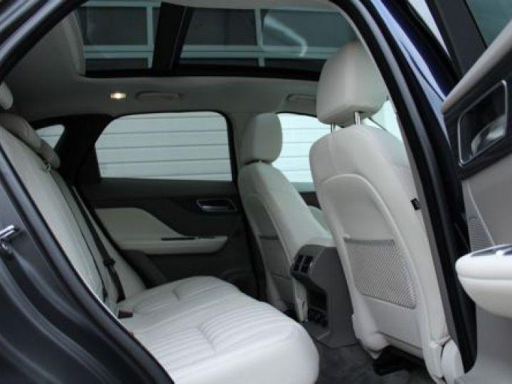 Jaguar F-Pace V6 3.0D 300CH PORTFOLIO 4X4 BVA8 BLEU Occasion - 7