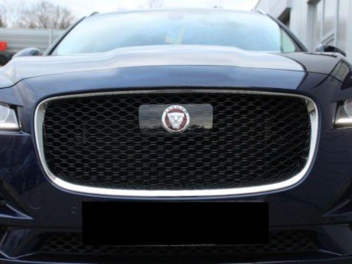 Jaguar F-Pace V6 3.0D 300CH PORTFOLIO 4X4 BVA8 BLEU Occasion - 20
