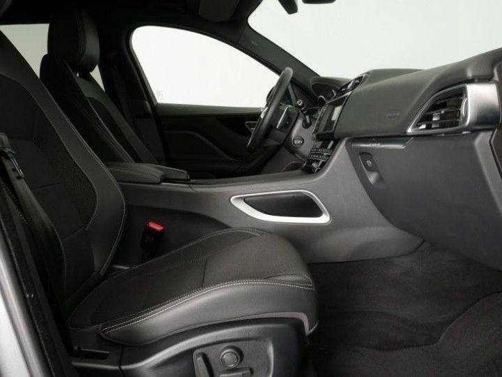 Jaguar F-Pace V6 3.0D 300CH R-SPORT 4X4 BVA8 GRIS Occasion - 3