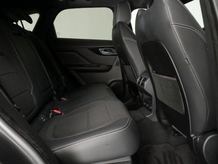Jaguar F-Pace V6 3.0D 300CH R-SPORT 4X4 BVA8 GRIS Occasion - 5