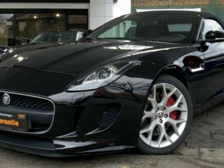 Jaguar F-Type 3.0 V6 340ch BVA8 KOMPRESSOR *Livré & garantie 12 mois inclus* Noir métal - 3