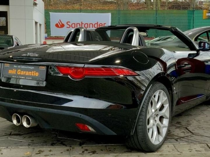 Jaguar F-Type 3.0 V6 340ch BVA8 KOMPRESSOR *Livré & garantie 12 mois inclus* Noir métal - 13