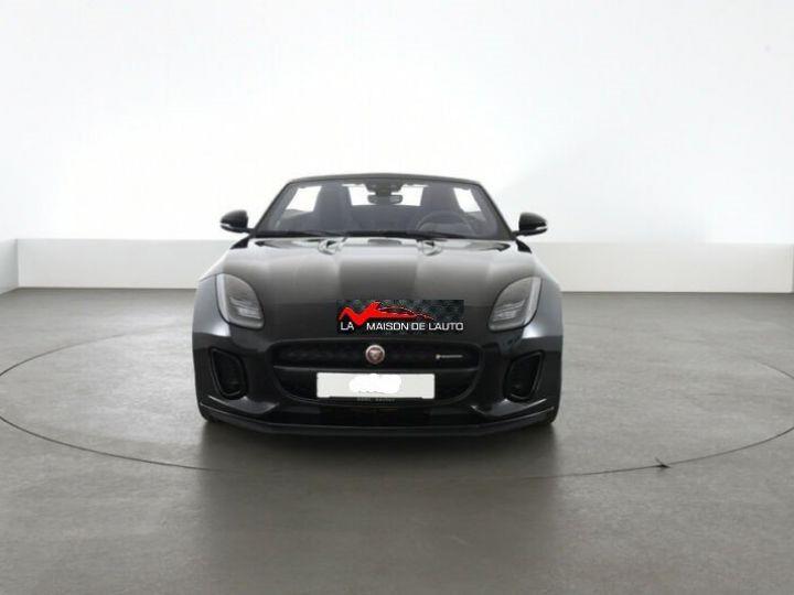 Jaguar F-Type CABRIOLET 2.0 300 AUTO R-DYNAMIC *Black Pack* Livraison et Garantie 12 mois inclus Noir Ultime - 1