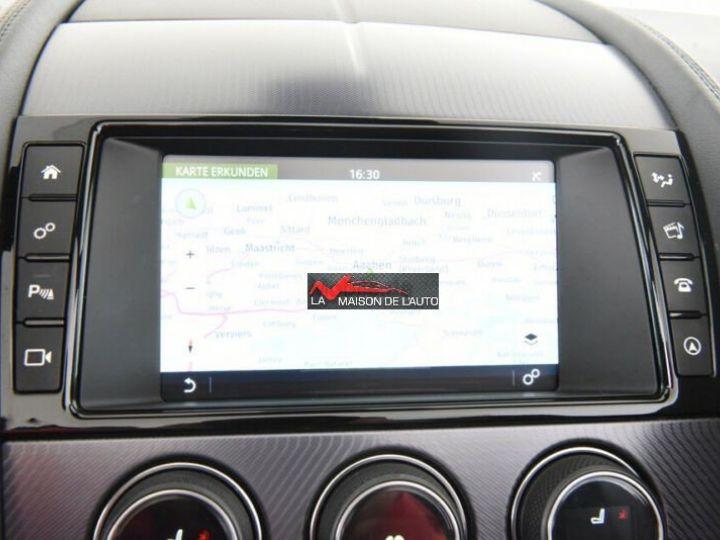 Jaguar F-Type CABRIOLET 2.0 300 AUTO R-DYNAMIC *Black Pack* Livraison et Garantie 12 mois inclus Noir Ultime - 7