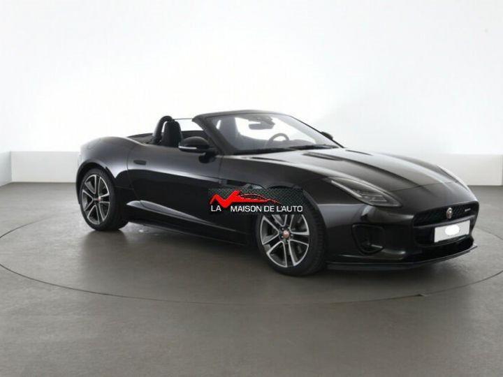 Jaguar F-Type CABRIOLET 2.0 300 AUTO R-DYNAMIC *Black Pack* Livraison et Garantie 12 mois inclus Noir Ultime - 10