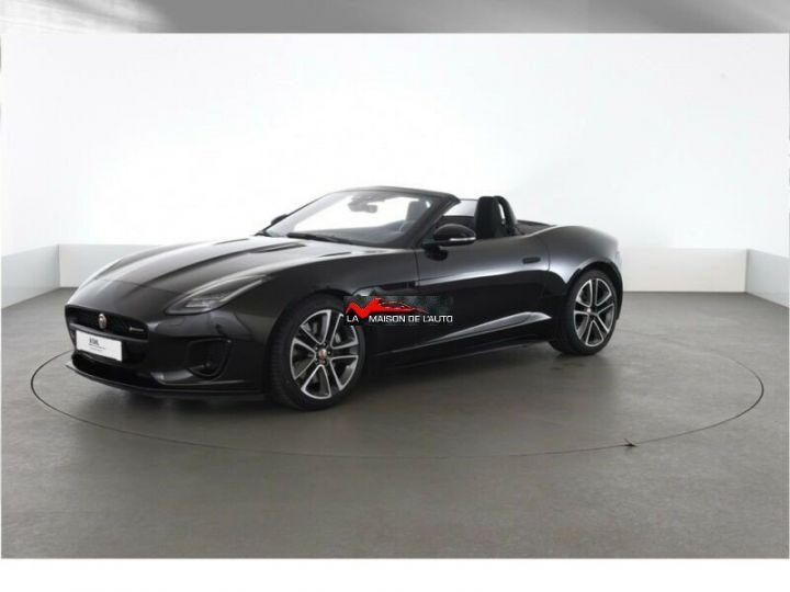 Jaguar F-Type CABRIOLET 2.0 300 AUTO R-DYNAMIC *Black Pack* Livraison et Garantie 12 mois inclus Noir Ultime - 11
