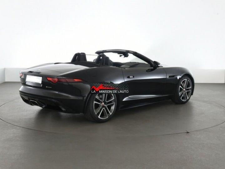 Jaguar F-Type CABRIOLET 2.0 300 AUTO R-DYNAMIC *Black Pack* Livraison et Garantie 12 mois inclus Noir Ultime - 14