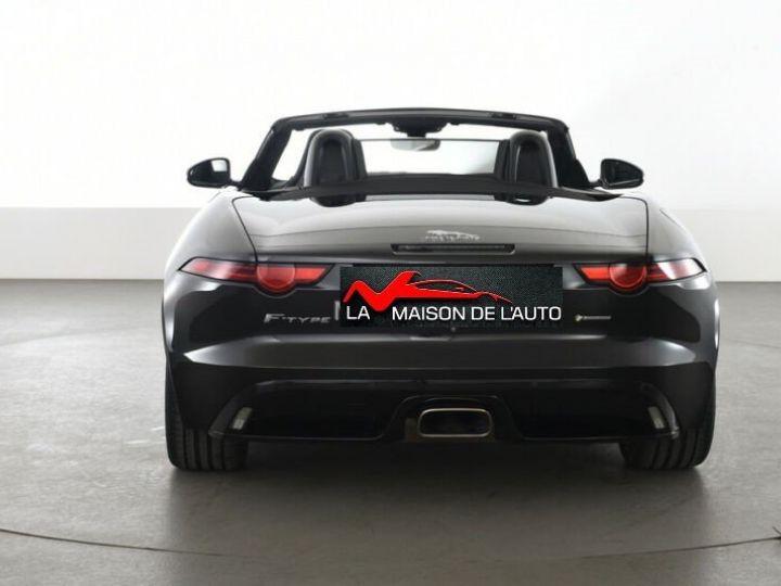Jaguar F-Type CABRIOLET 2.0 300 AUTO R-DYNAMIC *Black Pack* Livraison et Garantie 12 mois inclus Noir Ultime - 15