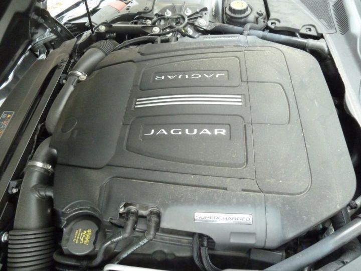Jaguar F-Type CABRIOLET 3.0 V6 S 380 CV GRIS ANTHRACITE METALLISE - 12