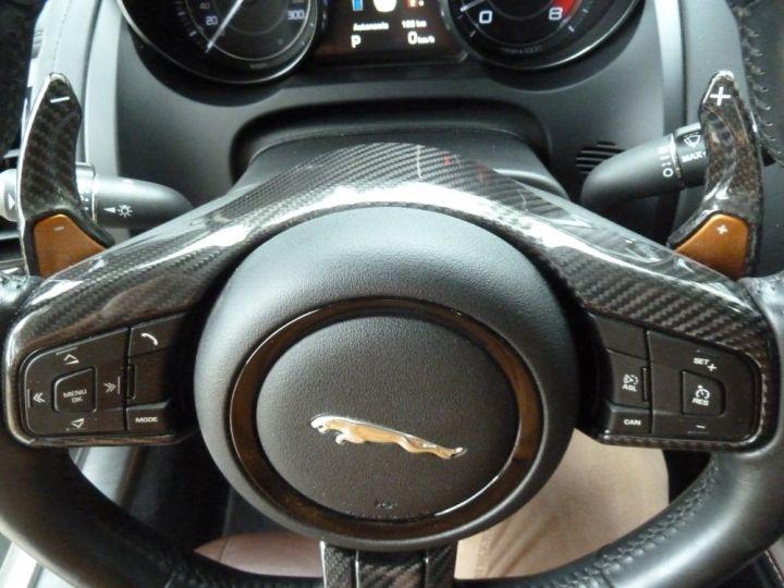 Jaguar F-Type CABRIOLET 3.0 V6 S 380 CV GRIS ANTHRACITE METALLISE - 15