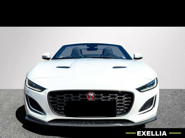 Jaguar F-Type Cabriolet P450 First Edition  BLANC PEINTURE METALISE  Occasion - 1