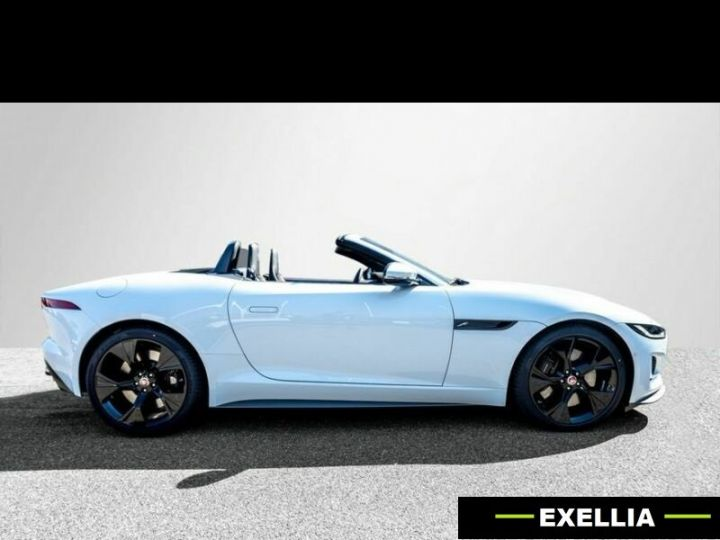 Jaguar F-Type Cabriolet P450 First Edition  BLANC PEINTURE METALISE  Occasion - 3