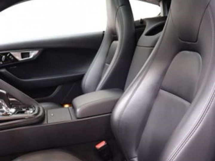 Jaguar F-Type Coupe 3.0 V6 380ch S BVA8 *Toit pano-Cuir-Pack Sport* Livraison & Garantie 12 mois Rouge - 2