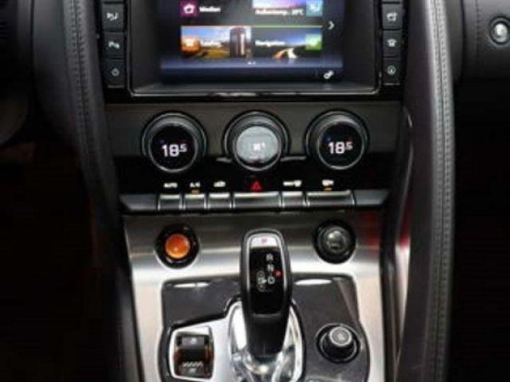 Jaguar F-Type Coupe 3.0 V6 380ch S BVA8 *Toit pano-Cuir-Pack Sport* Livraison & Garantie 12 mois Rouge - 7