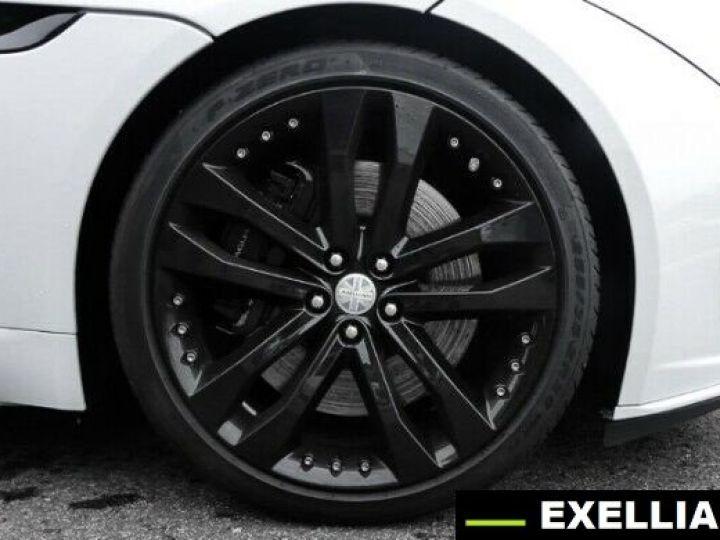 Jaguar F-Type COUPE R-DYNAMIC 3.0 V6 BLANC PEINTURE METALISE  Occasion - 2