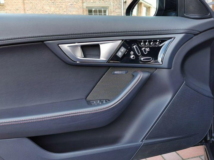 Jaguar F-Type F-Type Coupe 3.0 V6 380ch S BVA8 AWD  Supercharger Performance *Gtie12 Mois & Livraison inclus* Gris Foncé - 4