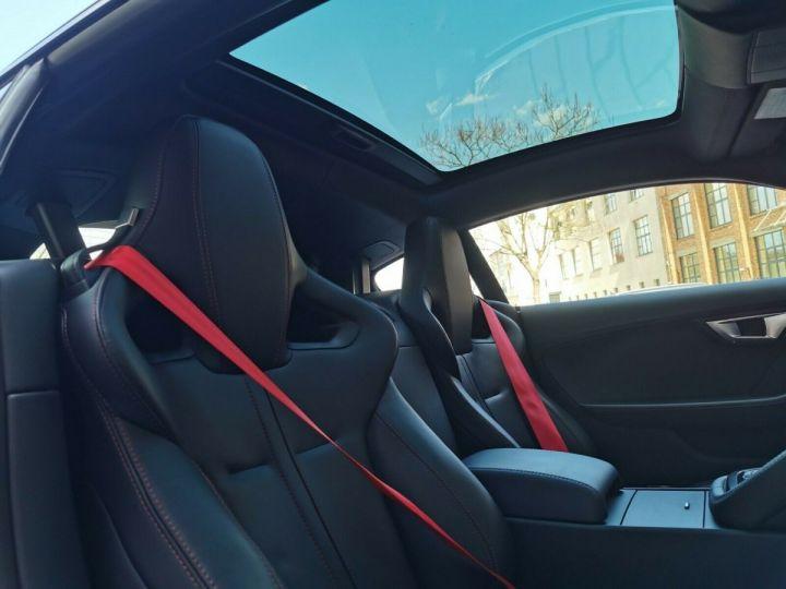 Jaguar F-Type F-Type Coupe 3.0 V6 380ch S BVA8 AWD  Supercharger Performance *Gtie12 Mois & Livraison inclus* Gris Foncé - 5