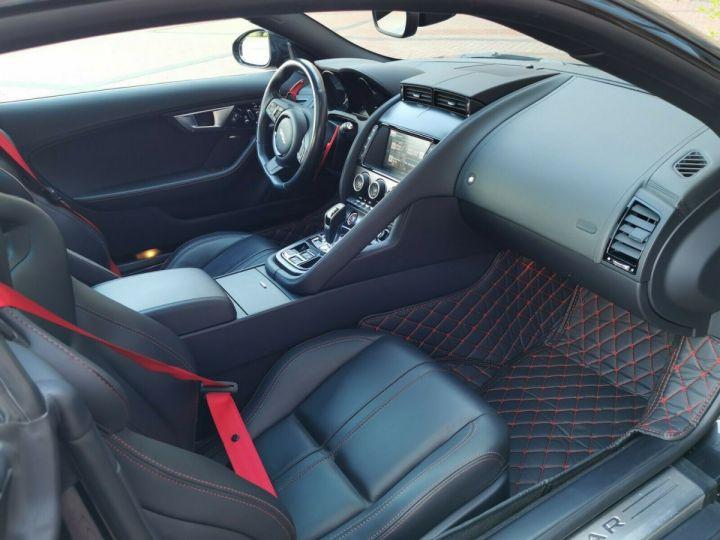 Jaguar F-Type F-Type Coupe 3.0 V6 380ch S BVA8 AWD  Supercharger Performance *Gtie12 Mois & Livraison inclus* Gris Foncé - 6