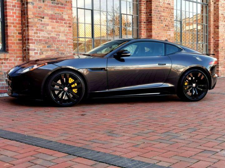 Jaguar F-Type F-Type Coupe 3.0 V6 380ch S BVA8 AWD  Supercharger Performance *Gtie12 Mois & Livraison inclus* Gris Foncé - 7