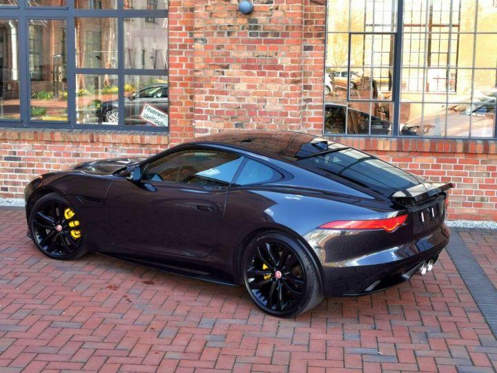 Jaguar F-Type F-Type Coupe 3.0 V6 380ch S BVA8 AWD  Supercharger Performance *Gtie12 Mois & Livraison inclus* Gris Foncé - 8