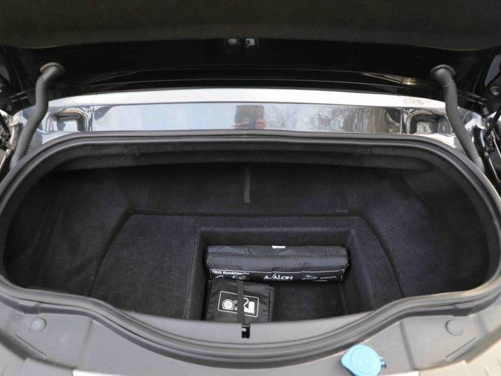 Jaguar F-Type Jaguar F-Type Cabriolet 3.0 V6 380ch S BVA8 Livraison et Garantie 12 Mois Inclus Gris Foncé Stratus - 4