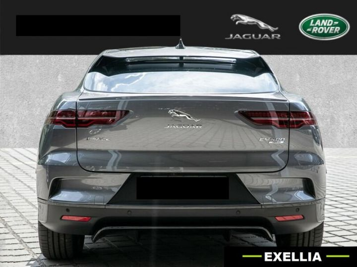 Jaguar I-Pace HSE EV400 GRIS PEINTURE METALISE  Occasion - 4
