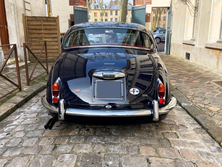 Jaguar MK2 340 Bleu Nuit - 5