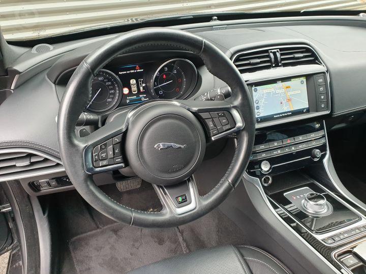 Jaguar XE 2.0d 180 sport bva Gris Occasion - 10