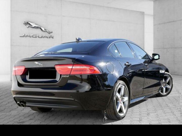 Jaguar XE 20D R SPORT BVA NOIR Occasion - 9