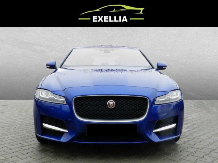 Jaguar XF 3.0 D R BRITISH EDITIONBVA 300 BLEU  Occasion - 2