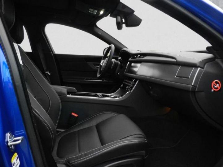 Jaguar XF 3.0 D R BRITISH EDITIONBVA 300 BLEU  Occasion - 5