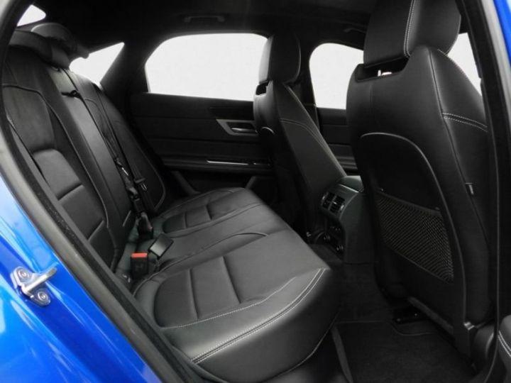 Jaguar XF 3.0 D R BRITISH EDITIONBVA 300 BLEU  Occasion - 8