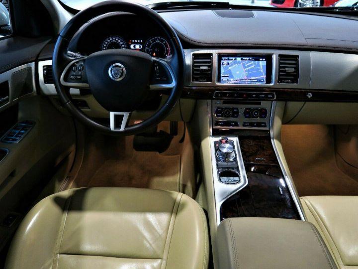Jaguar XF 3.0 V6 240 Diesel Luxe Premium (04/2013) Gris metal champagne - 14