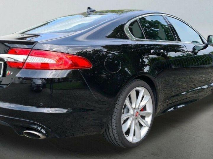 Jaguar XF  3.0 V6 D S 275 LUXE PREMIUM 08/2014 noir métal - 6
