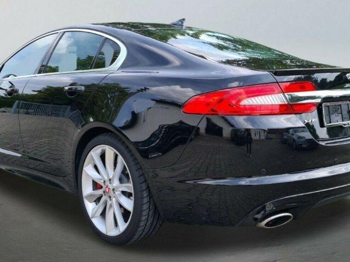 Jaguar XF  3.0 V6 D S 275 LUXE PREMIUM 08/2014 noir métal - 7