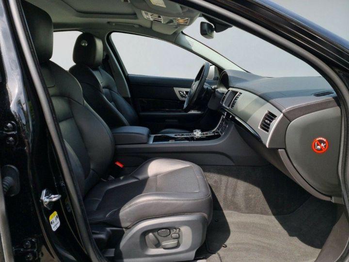 Jaguar XF  3.0 V6 D S 275 LUXE PREMIUM 08/2014 noir métal - 8