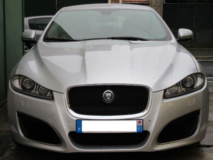 Jaguar XF V6 3.0 D S 275CH LUXE PREMIUM PHASE 2 GRIS CLAIR Occasion - 6
