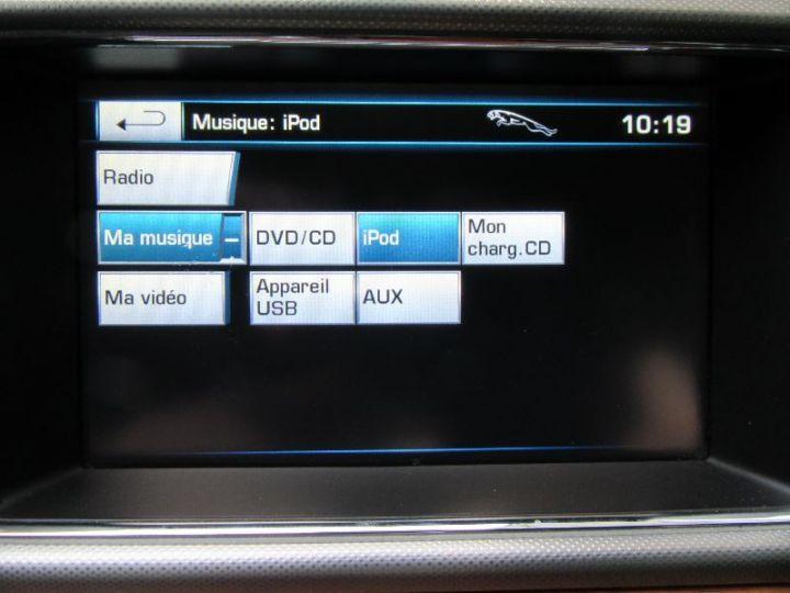 Jaguar XF V6 3.0 D S 275CH LUXE PREMIUM PHASE 2 GRIS CLAIR Occasion - 13