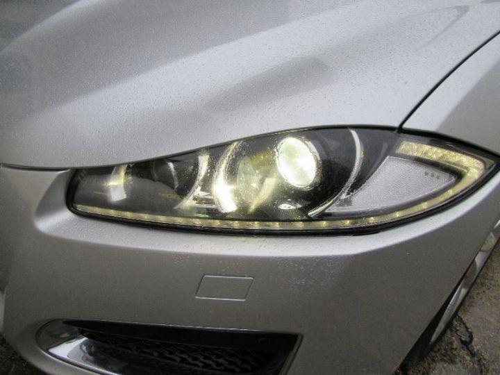 Jaguar XF V6 3.0 D S 275CH LUXE PREMIUM PHASE 2 GRIS CLAIR Occasion - 18