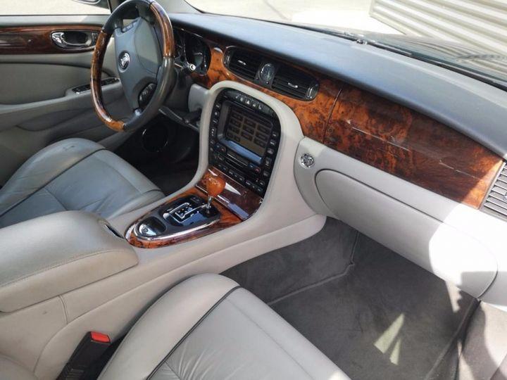 Jaguar XJ 2.7 V6 D BI-TURBO SOVEREIGN BVA l Noir Occasion - 5