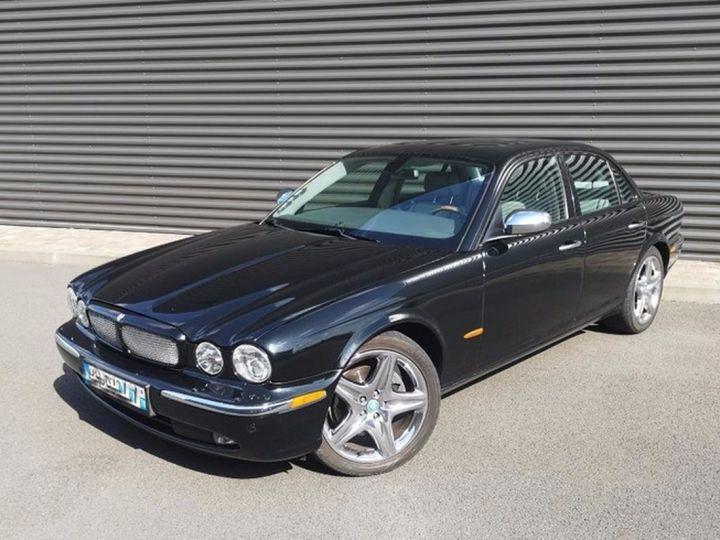 Jaguar XJ 2.7 V6 D BI-TURBO SOVEREIGN BVA l Noir Occasion - 20