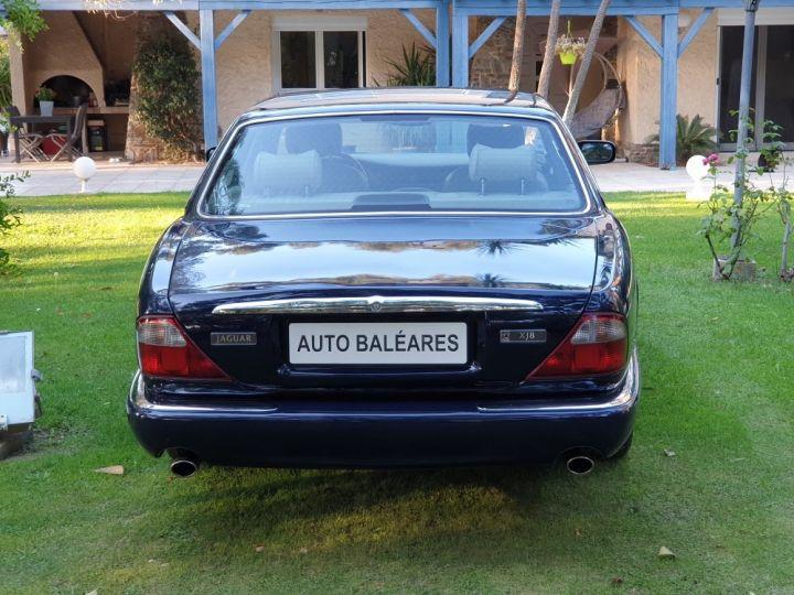 Jaguar XJ8 3.2 L V8 PACK CLASSIC BLEU NUIT METALLISE - 6