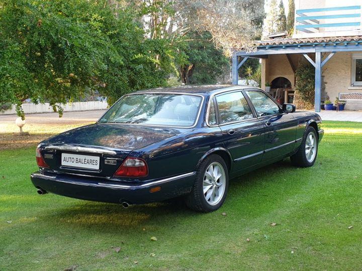 Jaguar XJ8 3.2 L V8 PACK CLASSIC BLEU NUIT METALLISE - 7